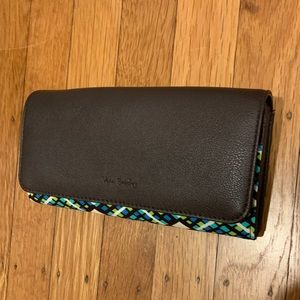 NWT Vera Bradley RFID blocking wallet